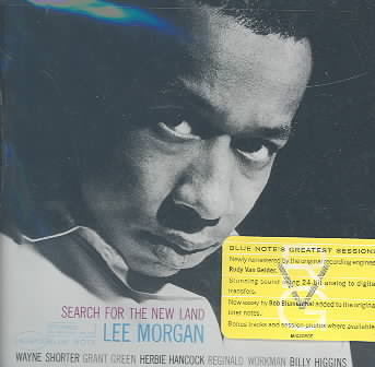 SEARCH FOR THE NEW LAND BY MORGAN,LEE (CD)